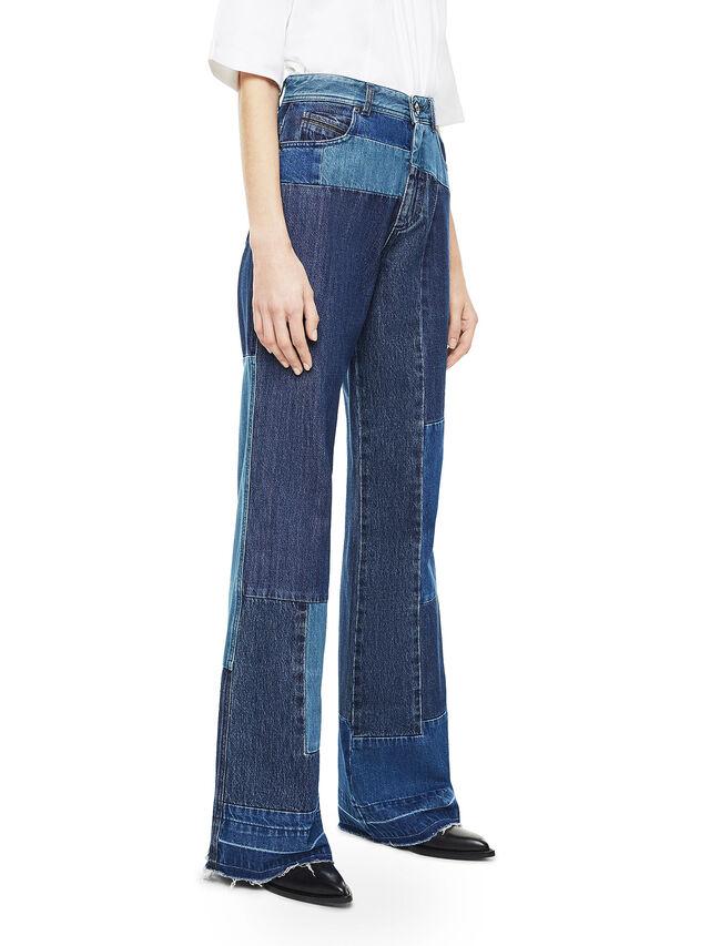 Diesel - TYPE-1903P, Blue - Jeans - Image 5
