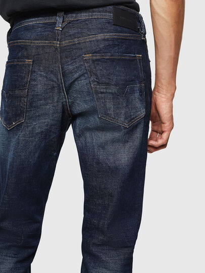 Diesel - Larkee-Beex 087AT, Dark Blue - Jeans - Image 4