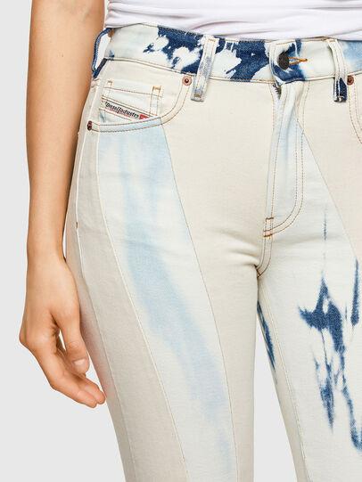 Diesel - D-Joy 009UX, Medium blue - Jeans - Image 4
