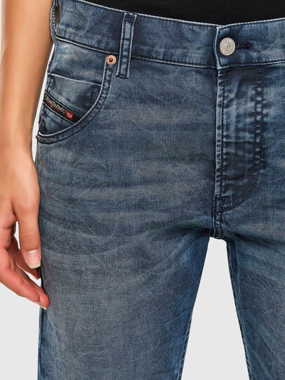 Diesel - Krailey JoggJeans 069NZ, Medium blue - Jeans - Image 3