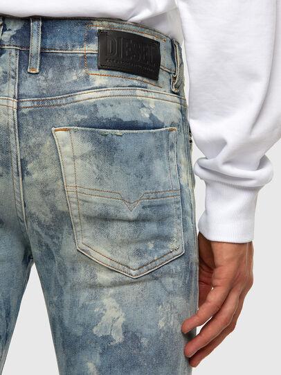 Diesel - Tepphar 009FM, Light Blue - Jeans - Image 4