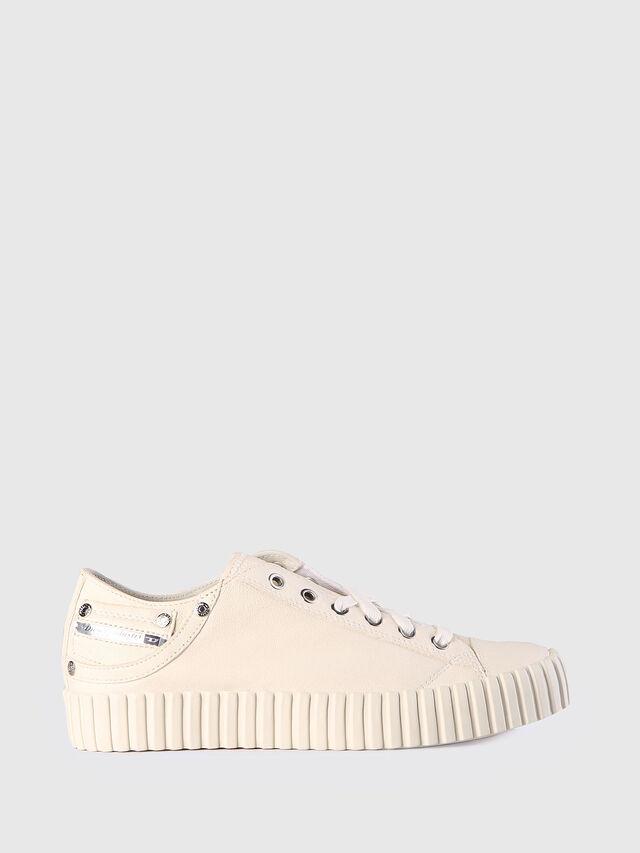 Diesel S-EXPOSURE CLC W, White - Sneakers - Image 1