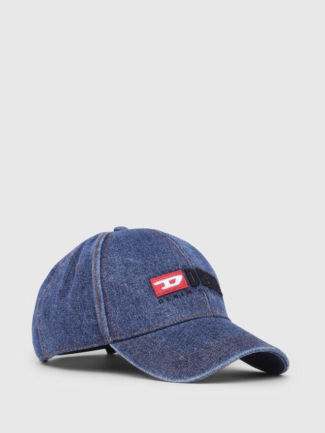 Diesel - CNICE, Blue Jeans - Caps - Image 1