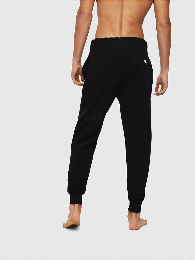 Diesel - UMLB-PETER, Black - Pants - Image 2
