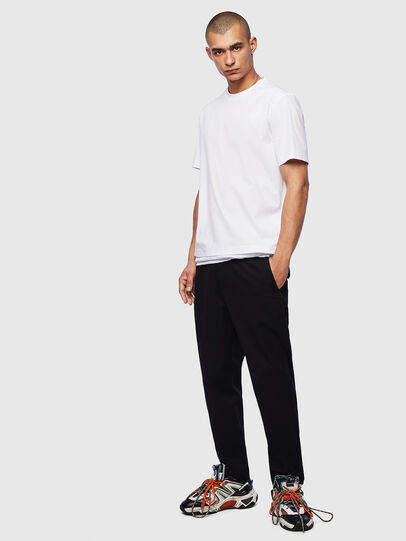 Diesel - T-GLASSY, White - T-Shirts - Image 5