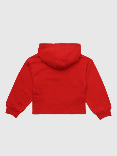 Diesel - SDINIEA, Red - Sweaters - Image 2