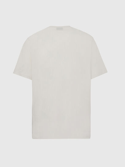Diesel - T-JUST-X61, White - T-Shirts - Image 2