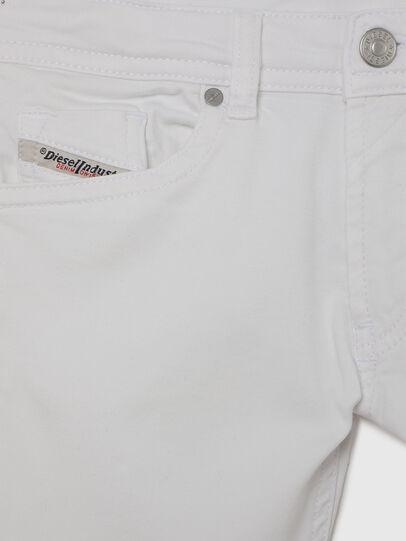 Diesel - THOMMER-J JOGGJEANS, White - Jeans - Image 3