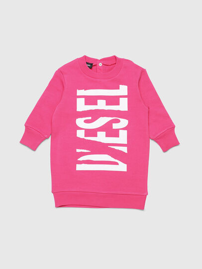 Diesel - DLOGOXAB, Pink - Dresses - Image 1