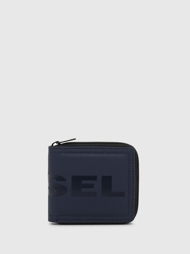 ZIPPY HIRESH S, Dark Blue - Zip-Round Wallets