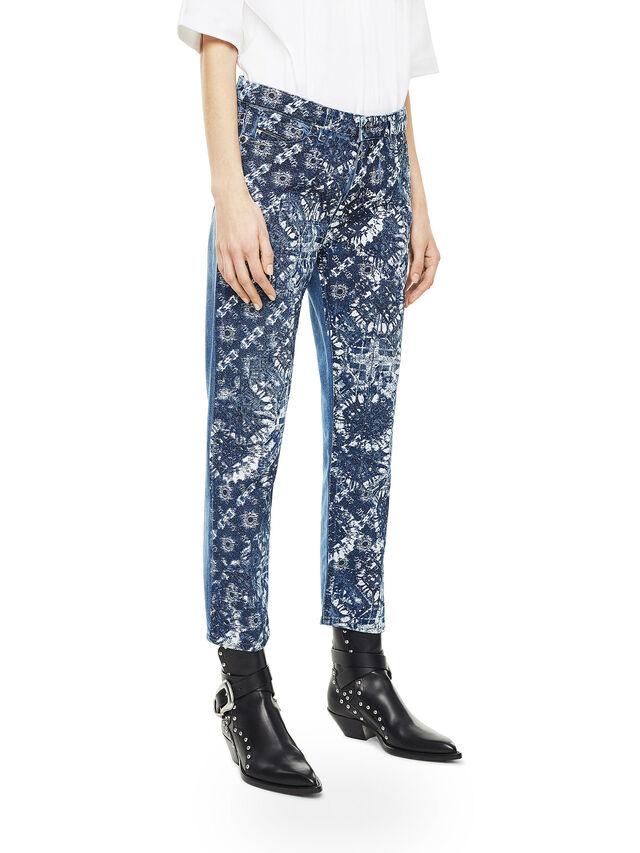 Diesel - TYPE-1820, Blue Jeans - Jeans - Image 2