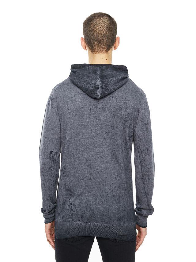 Diesel - KESULFY, Black/Grey - Knitwear - Image 2