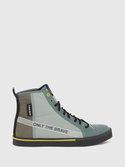 Diesel - S-DVELOWS ML, Grey/Blue - Sneakers - Image 1