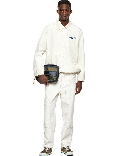 Diesel - D-Franky 009ZJ, White - Jeans - Image 6