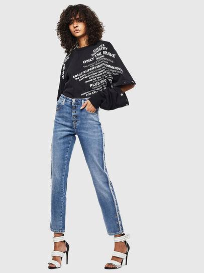 Diesel - Babhila 009AA, Medium blue - Jeans - Image 7