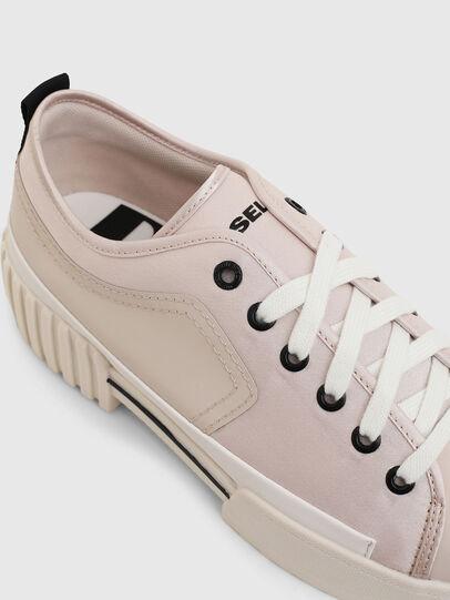 Diesel - S-MERLEY LOW, Bright White - Sneakers - Image 4