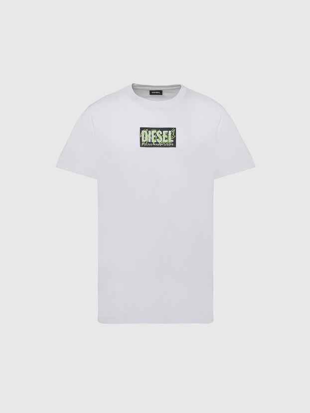 T-DIEGOS-N34, White - T-Shirts