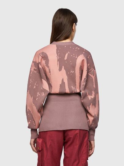 Diesel - M-ATLANTIC, Pink - Knitwear - Image 2