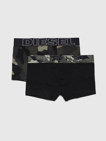 Diesel - UMBX-UDAMIENBIPACK, Black/Green - Underwear - Image 1