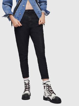 Candys JoggJeans 0688U, Black/Dark grey - Jeans