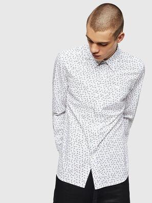 S-VEN-NAIL, White - Shirts