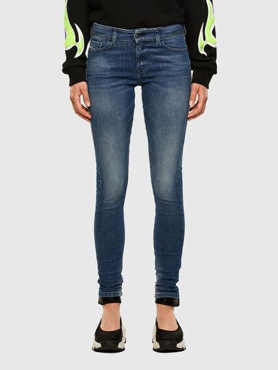 Diesel - Slandy 009FF, Medium blue - Jeans - Image 1