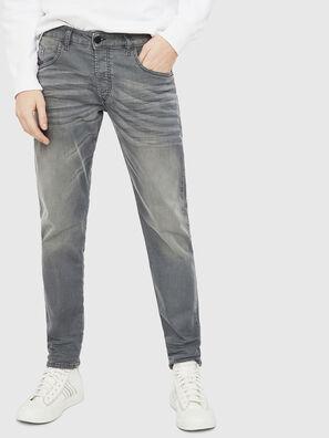 D-Bazer 0699P, Grey Jeans - Jeans