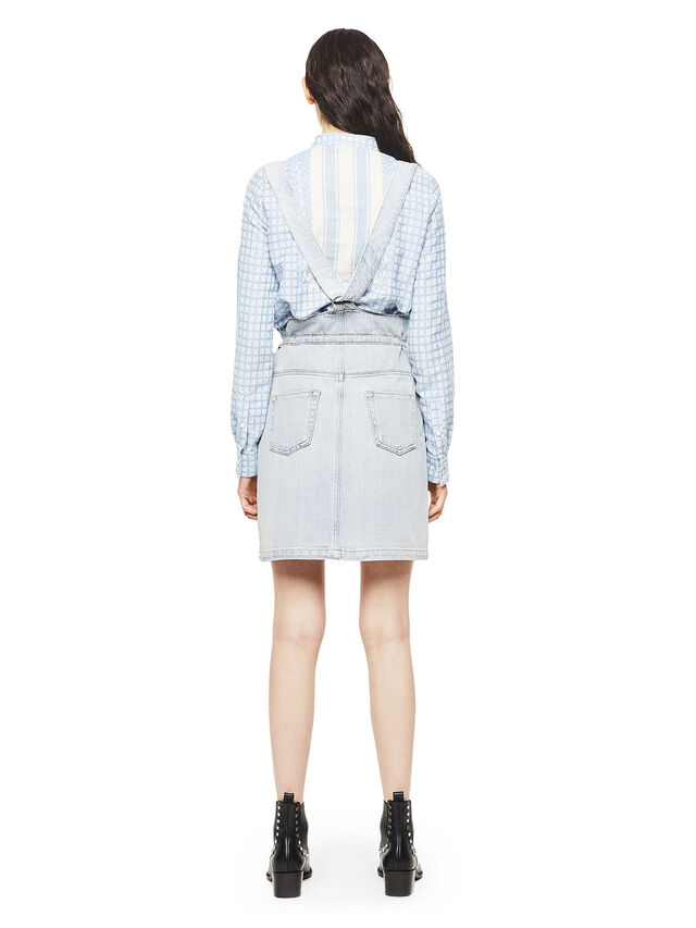 Diesel - ANNETTE, Light Blue - Skirts - Image 2