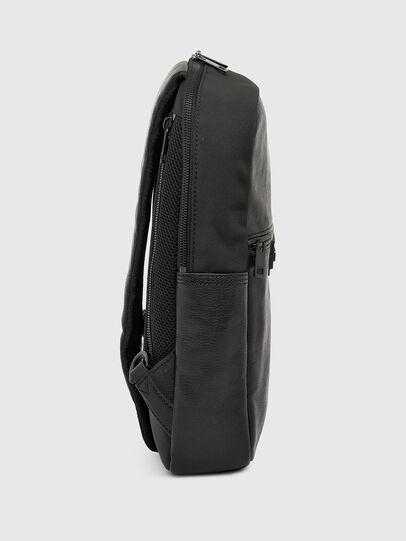 Diesel - F-SUSE MONO MR, Black - Crossbody Bags - Image 3