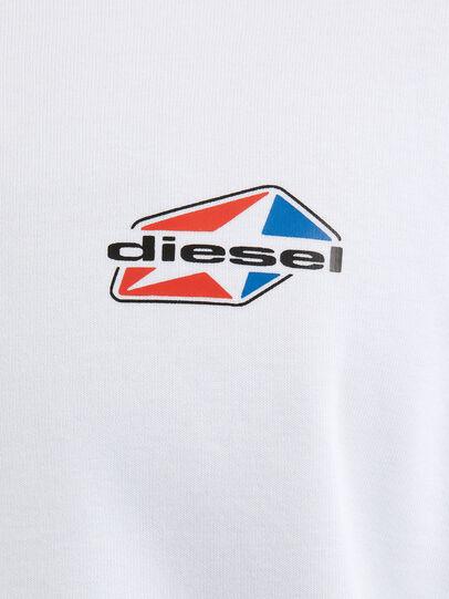 Diesel - S-GIRK-K14, White - Sweaters - Image 3