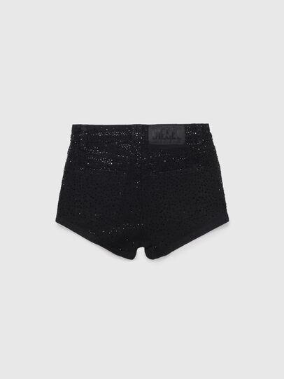 Diesel - PGINGHER, Black/Dark grey - Shorts - Image 2