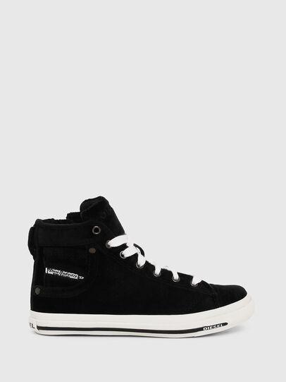 Diesel - SN MID 20 EXPOSURE Y, Black - Footwear - Image 1