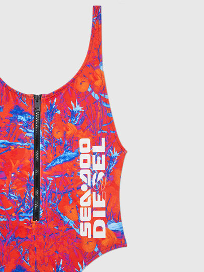 Diesel - BFSW-LIAZZYDOO, Orange - Swimsuits - Image 3