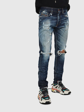 D-Strukt 084AD, Medium blue - Jeans