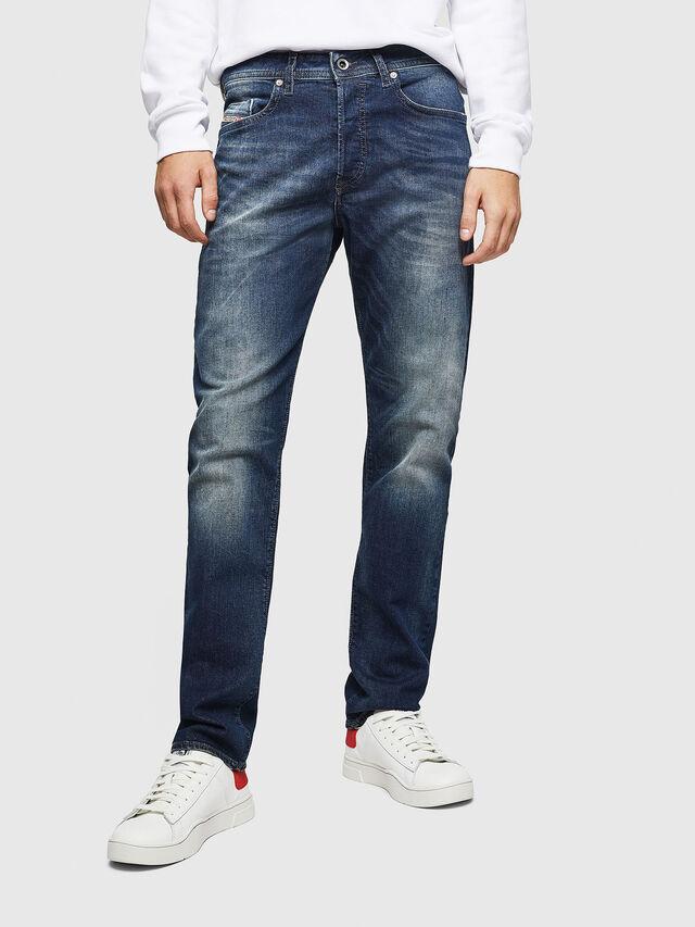Diesel Buster 0853R, Dark Blue - Jeans - Image 1