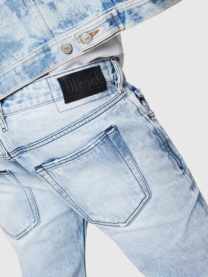 Diesel - D-Ligenz 0078C, Light Blue - Jeans - Image 5