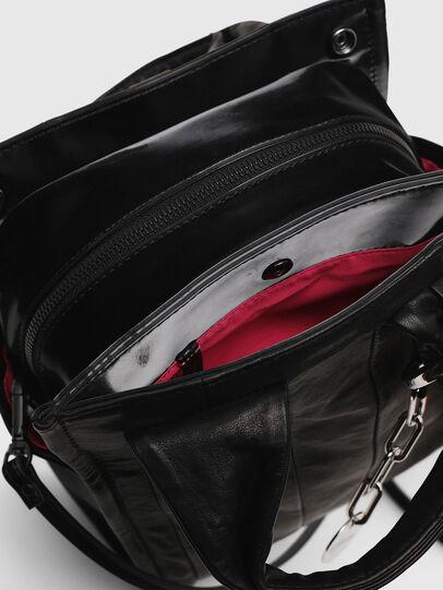 Diesel - GAYA, Black - Crossbody Bags - Image 4