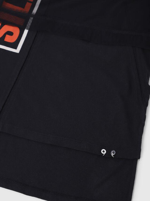 Diesel - TKESHIA, Black - T-shirts and Tops - Image 3