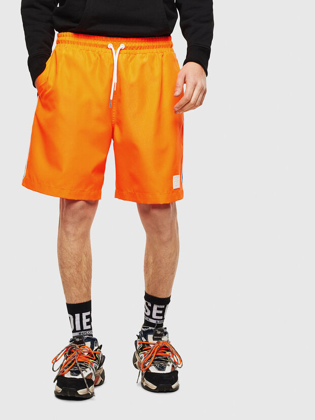 P-KEITH, Orange - Shorts