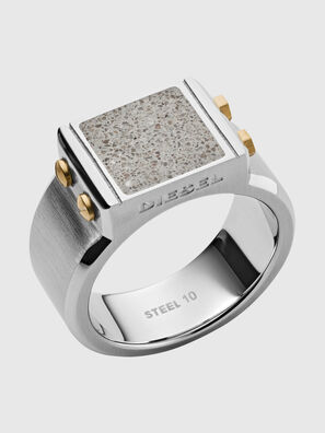 DX1195, Silver - Rings