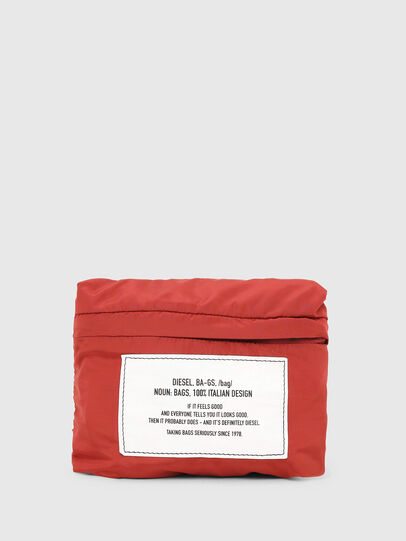 Diesel - DUPAK, Red - Travel Bags - Image 6