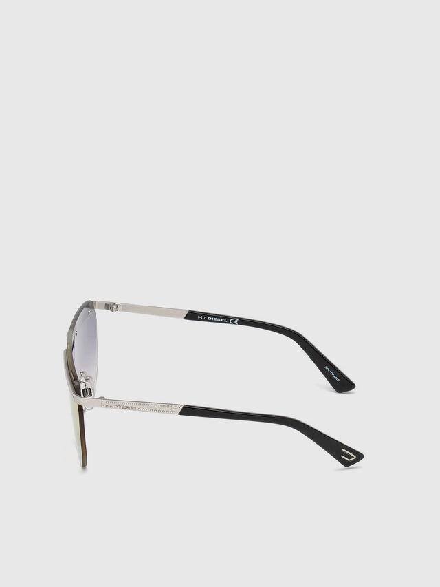 Diesel - DL0259, Pink - Sunglasses - Image 3