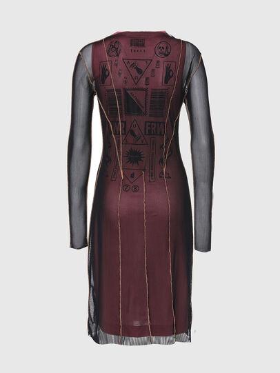 Diesel - D-VINA, Pink/Black - Dresses - Image 2