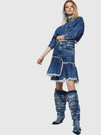 Diesel - DE-ALAYNA,  - Skirts - Image 7