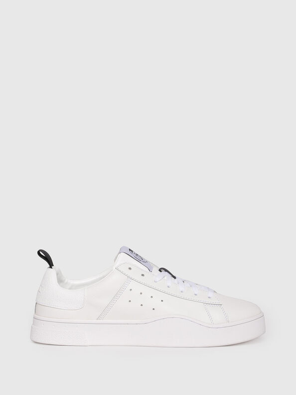 S-CLEVER LOW, White - Sneakers