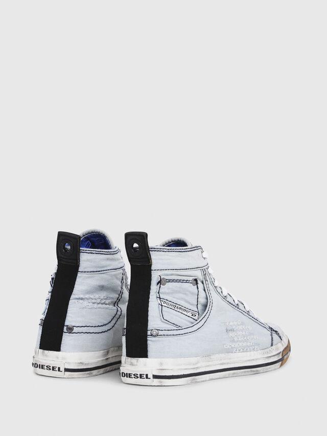 Diesel - EXPOSURE I, Light Blue - Sneakers - Image 3