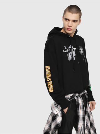 S-ALBY-HOOD-Y1,  - Sweaters