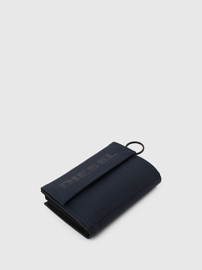 Diesel - YOSHI, Dark Blue - Small Wallets - Image 4