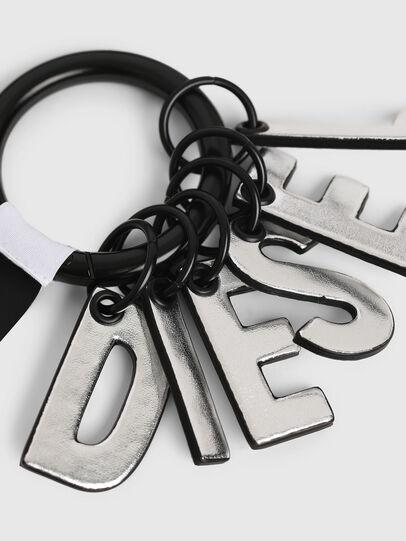Diesel - GALLIERA, Silver - Bijoux and Gadgets - Image 2