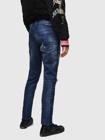 Diesel - Krooley JoggJeans 069JE, Dark Blue - Jeans - Image 2